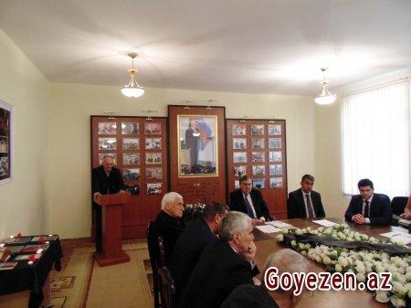 BDU-nun Qazax filialında  31 mart - Azərbaycanlıların Soyqırımı Günü ilə əlaqədar elmi-praktik konfrans keçirilib
