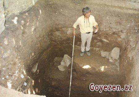 Damcılı mağara düşərgəsində arxeoloji qazıntılar başa çatıb