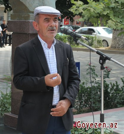 Şair Məzahir Yaqub Yazıçılar Birliyinin üzvü seçilib