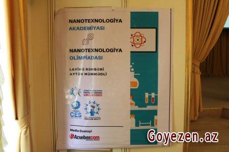 Qazaxda nanotexnologiya elmi ilə bağlı tədbir keçirilib