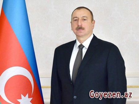 Qurban bayramı münasibətilə Azərbaycan xalqına təbrik
