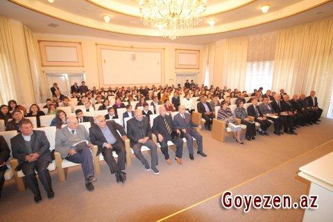 Qazaxda şair Mübariz Qaragözlünün 50 illik yubileyi qeyd olunub