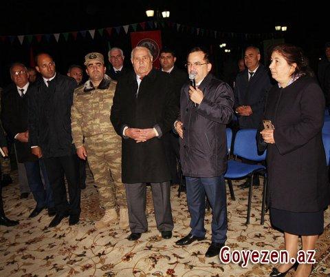 """""""Ordumuz-qürurumuz, xalqımız-dayağımız"""" mövzusunda Qazaxda keçiriləcək bayram tədbirinə hazırlıq işləri başa çatıb"""