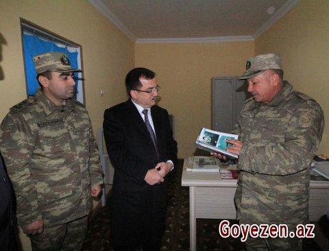 """""""Qazax - Xidmət etdiyin diyar"""" kitabının təqdimatı keçirilib"""