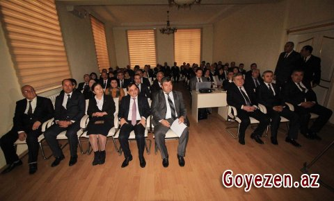 Ulu öndər Heydər Əliyevin anım günü ilə əlaqədar YAP Qazax rayon təşkilatında tədbir keçirilib