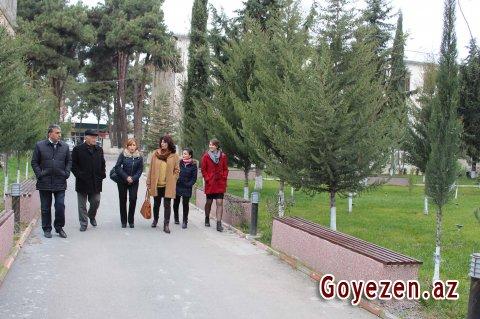 Bakı Dövlət Universitetinin Qazax filialında seminar keçirilib