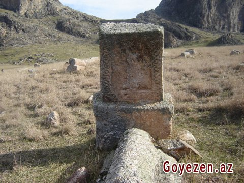 Gavur (Alban) qəbiristanlığı