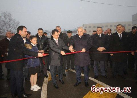 Hüseynbəyli kəndinə yeni asfalt yol çəkilib