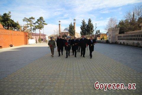 Qazaxda 31 dekabr - Dünya Azərbaycanlılarının Həmrəylik Günü və Yeni il bayramı qeyd olunub