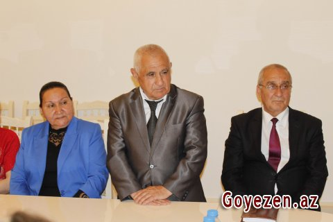 Ramiz Tağıyevin 70 illik yubileyi qeyd olunub