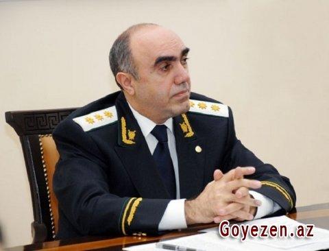 Baş prokuror Zakir Qaralov vətəndaşları qəbul edəcək