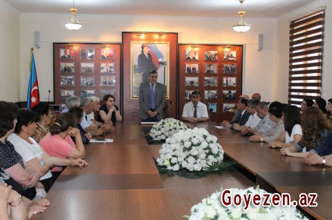 BDU-nun Qazax filialında Milli Qurtuluş gününə həsr olunmuş elmi-praktik konfrans keçirilib