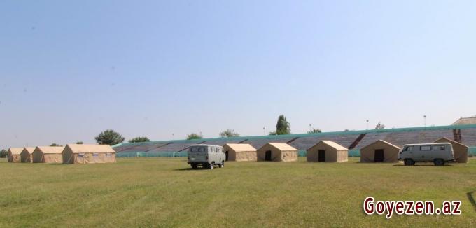 Qazaxda keçiriləcək kompleks mülki müdafiə təlimi ilə əlaqədar hazırlıq işlərinə başlanılıb