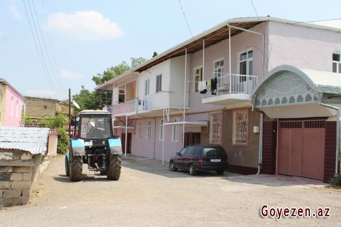 N.Nərimanov yaşayış massivində də çoxmənzilli binalar əsaslı şəkildə təmir olunur