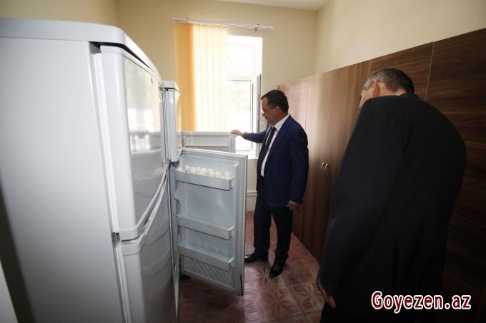 Qazaxda 3 saylı körpələr evi-uşaq bağçasının açılışı olub