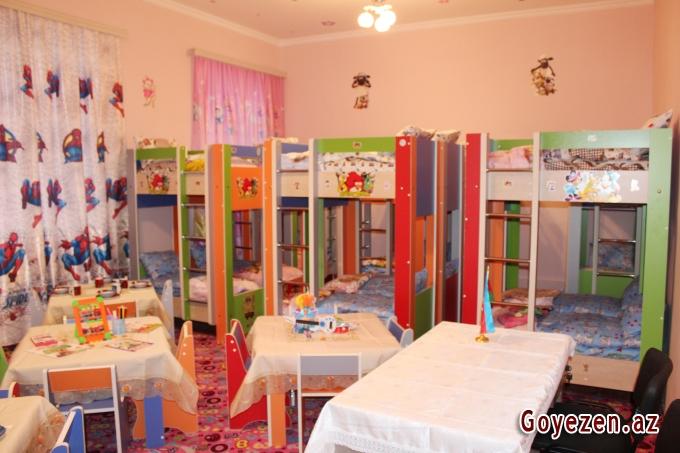 Qazax şəhər 2 saylı uşaq bağçasından -