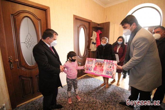 Şəhid mayor Namiq Əhmədov təkcə doğmalarının yox, həm də Vətənin və xalqın övladıdır
